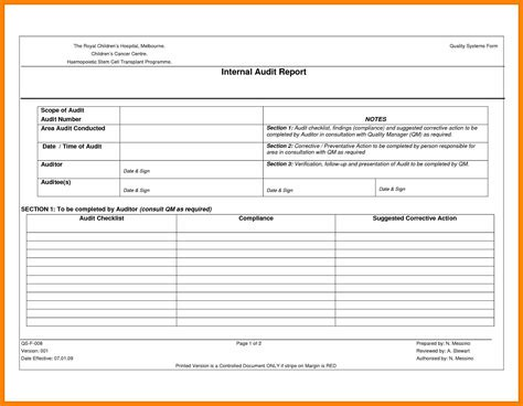 lab report template microsoft word 5 audit report format bike friendly windsor