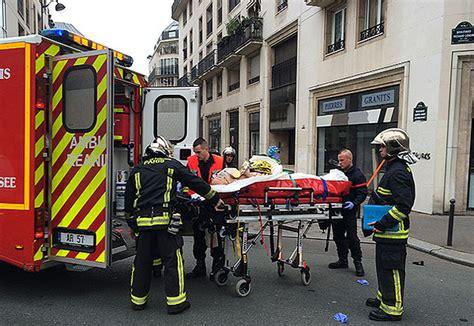 imagenes fuertes del atentado en francia atentado terrorista en par 237 s deja 12 muertos im 225 genes del