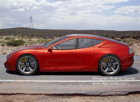 Mazda Rx Z Concept Cars Diseno