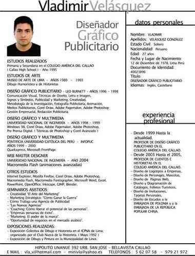 Modelo De Curriculum Vitae De Un Asistente Contable Peru Fotos De Realizamos Tu Curriculum Vitae Azcapotzalco Construcci 243 N Obrero