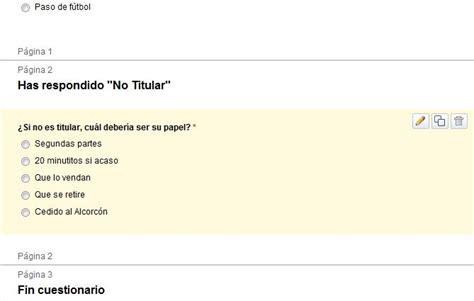 tutorial google forms español tutorial de google forms adictosaltrabajo
