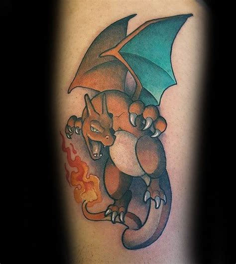 60 charizard designs for ink ideas