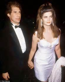 Kirstie Alley Makes Boyfriends Wait 6 Months For by Church Or Cult Kudos To Abc For At Last Doing