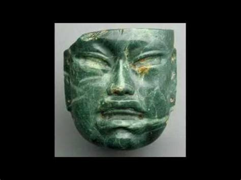 imagenes olmecas con su significado m 225 scaras prehisp 225 nicas de m 233 xico youtube