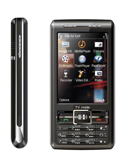 Tv Mobil Digital china t58 dvb t digital tv phone dual band fm dual sim