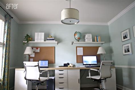home office for two home office for two contemporary home office