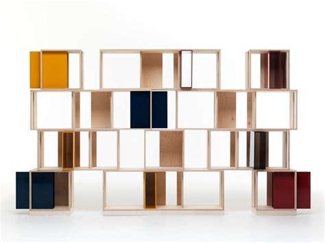 librerie componibili in legno librerie componibili modulari foto 7 40 design mag