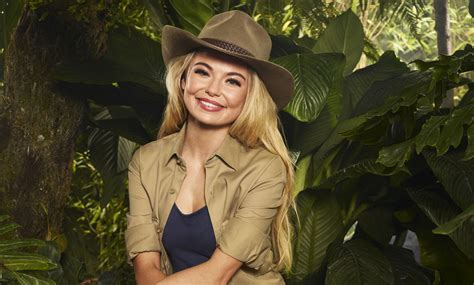 celebrity jungle 2017 youtube i m a celebrity 2017 cast who is georgia toff toffolo
