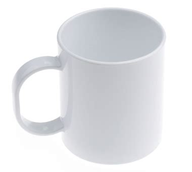 Mug Plastik Brazil plastic mug dreaming sublimation