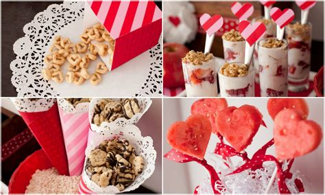 valentines day snacks healthy s day treats project nursery