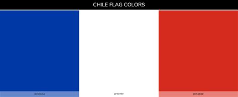 chile flag colors color schemes of all country flags 187 187 schemecolor