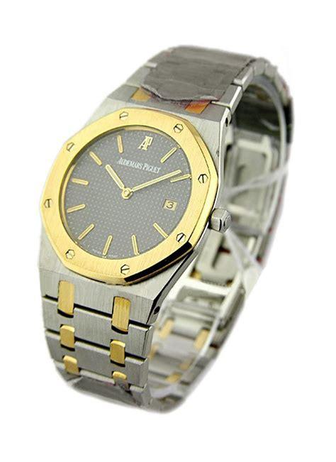 56175sa 0 0789sa 01 audemars piguet royal oak 2 tone essential watches
