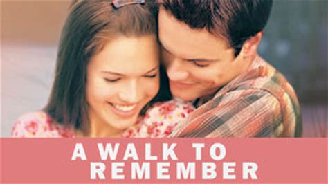 A Walk To Remember 2002 Review And Trailer by Netflix Canada A Walk To Remember Is Available On Netflix