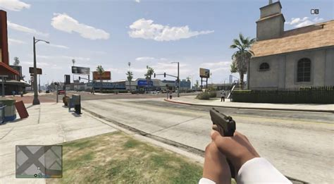 mod gta 5 in xbox one grand theft auto 5 on xbox 360 gets first person view mod