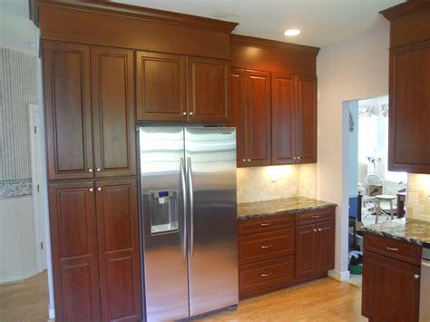 kitchen pantries neutral stand alone cabinets pantries
