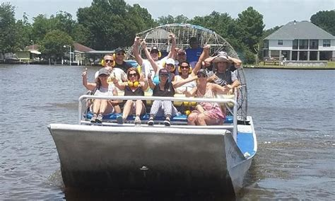 airboat rides in new orleans sw tours new orleans groupon lifehacked1st