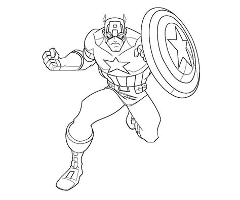 coloring pages for captain america captain america coloring pages for kids coloring home