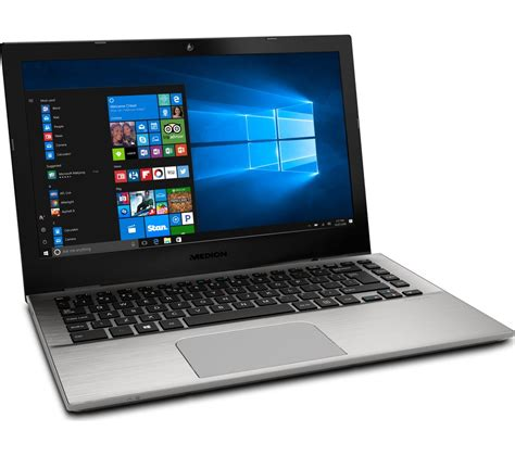 in laptop buy medion s3409 13 3 quot laptop silver free delivery