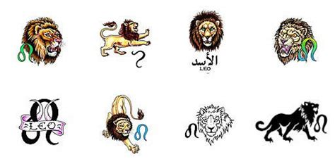 tattoo designs for leo star sign 45 zodiac tattoos designs and ideas