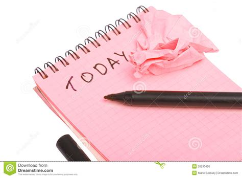 It Should Be Noted That Today Is The One Year Anni by Today Note Stock Photo Image 26530450