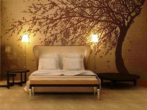 awesome wall murals bedroom wonderful bedroom wallpaper accent wall with brown three wall decal also brown