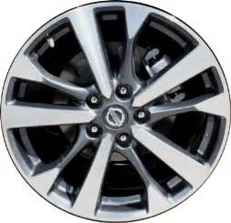 Wheels For Nissan Altima Nissan Altima Wheels Rims Wheel Stock Oem Replacement