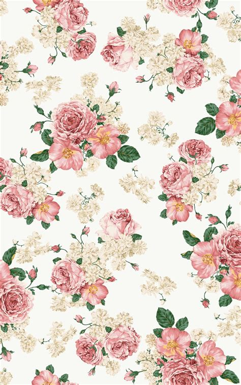 wallpaper flower design 18 vintage floral wallpapers floral patterns