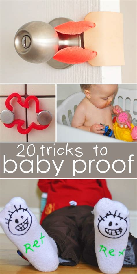 baby proofing house genius and cheap ways to childproof your home kids activities blog