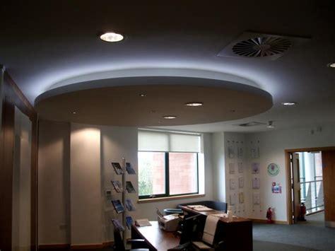 Mc Interiors by Rotary Building Services Office Refurbishment Warrington