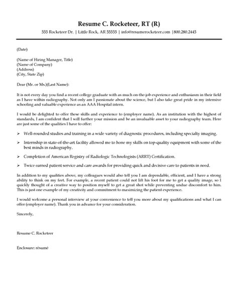Reference Letter For Xray Tech Radiologic Technologist Cover Letter Sle
