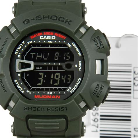 Casio Special Thermo casio g shock g 9000 3vdr