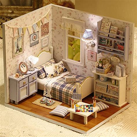 miniature doll house kits miniature dollhouse diy kit apollobox