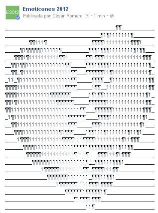 imagenes para celular hechas con simbolos c 243 digos coraz 243 n roto gigante para facebook