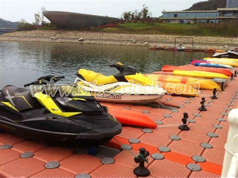 jet ski boat dock for sale plastic jet ski dock boat lift pontoon buy floating