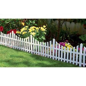 ideas for decorative garden fence 17485