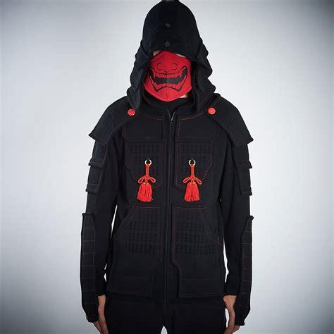 Jaket Bb Size By Fidhe Shop samurai armor hoodie t shirt giveaway tokyo otaku mode shop