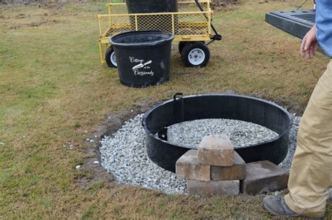 Our New Belgard Outdoor Fire Pit Cottage At The Crossroads Belgard Pit