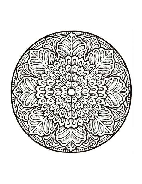 mandalas books mystical mandala coloring book coloring pages for