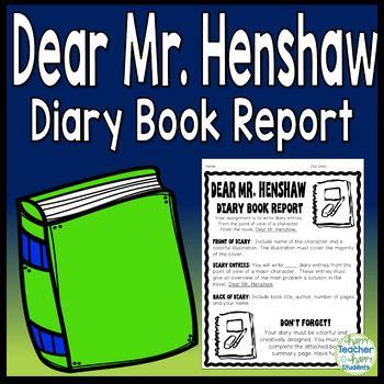 dear book report 13 best dear mr henshaw images on classroom