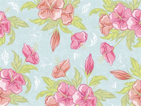Retro Flooring by Download 15 Free Floral Vintage Wallpapers