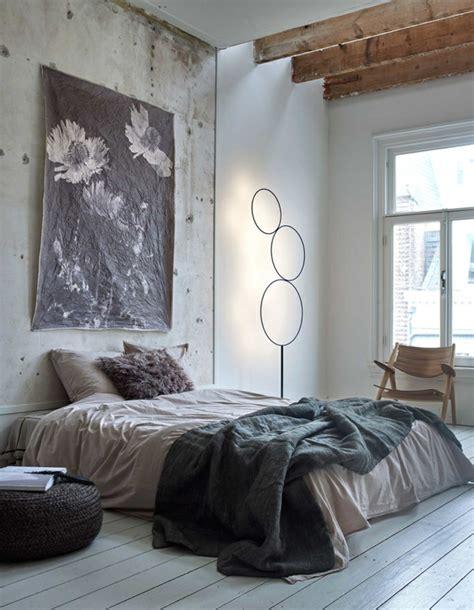 moderne boden kerzenständer 1001 ideen f 252 r skandinavische schlafzimmer einrichtung