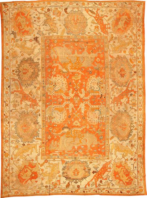 antique oushak rugs for sale antique oushak turkish rug 40781 for sale antiques classifieds