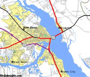 map of new bern carolina new bern vacation rentals hotels weather map and