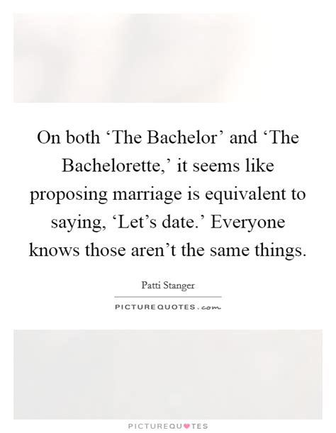 Is Bs And Mba He Same Thing by On Both The Bachelor And The Bachelorette It