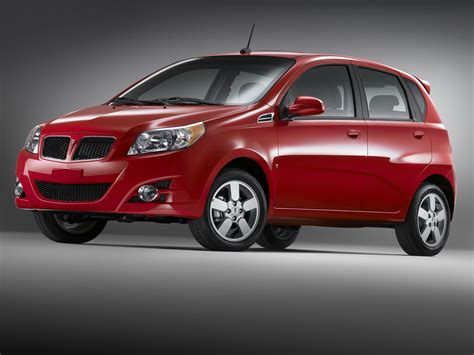 Pontiac Small Car pontiac announces new small car for u s market
