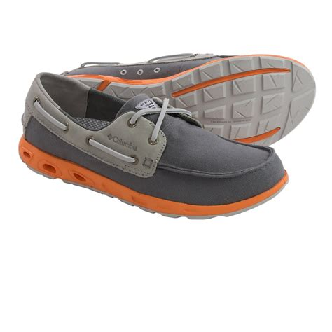 columbia boat shoes columbia sportswear bonehead vent pfg boat shoes for