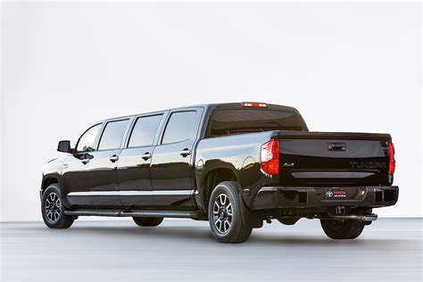 Top 10 Luxury Trucks by Toyota Tundrasine Is A Luxury Limousine Because