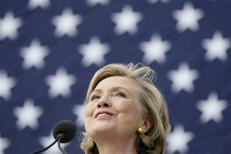 hillary clinton her way the biography hillary clinton winks and nods her way through iowa the