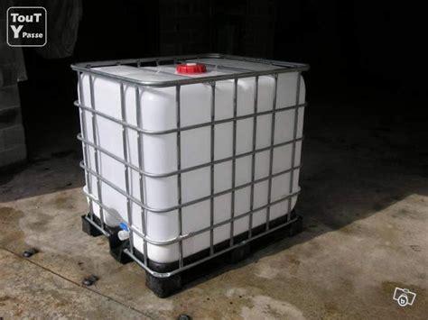 recuperateur eau de pluie 1000 litres 2384 cuves bacs recuperateur eau 1000l bordeaux 33000