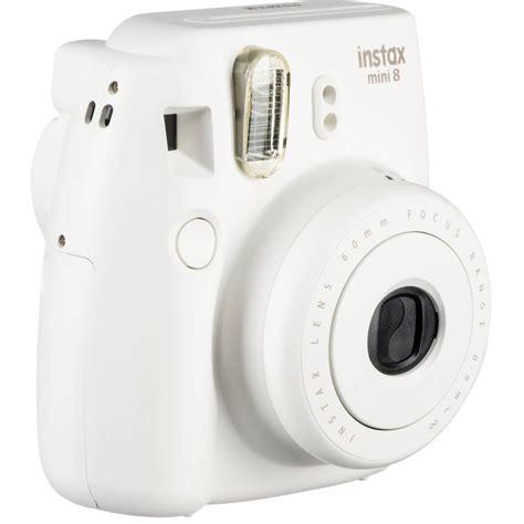 polaroid fuji fujifilm instax mini 8 instant white